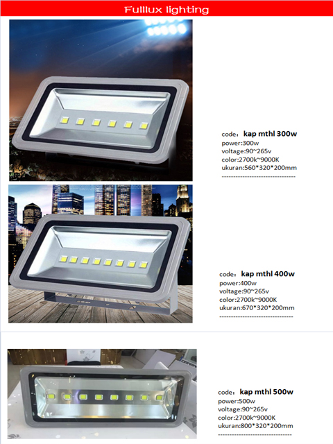 Floodlight LED Fulllux