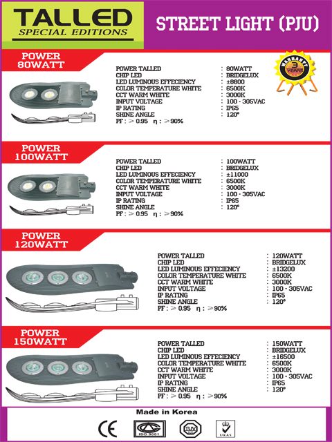 Catalog Product LED