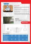 Lampu Industri LVD 120 Watt