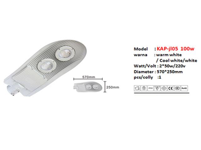Kap PJU JL05 - 100 W