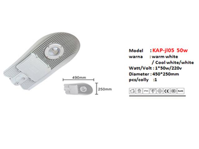 Kap PJU JL05 - 50 W
