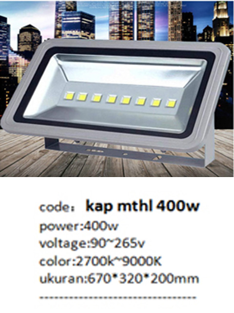 MTHL 400 W