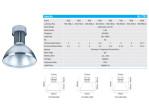 Lampu Industri LED 100 Watt Hinolux
