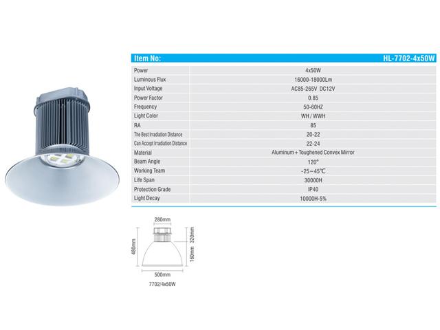 HL-7001 200 Watt