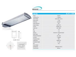 Lampu Jalan LED 126 Watt HL-8111 Hinolux
