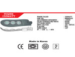 Lampu Jalan LED IP66 Talled 150 Watt