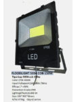 Lampu Sorot LED 150 Watt COB