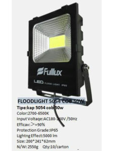 Lampu Sorot LED 50 Watt COB