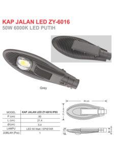 Lampu Jalan LED 50 Watt Zetalux