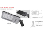 Lampu Jalan LED 60 Watt EGO Zetalux