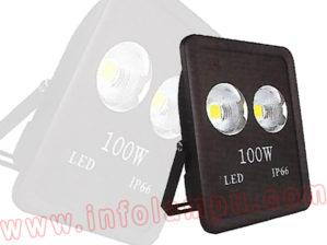 Lampu Sorot LED 100 Watt HL-5133 Hinolux