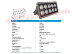 Lampu Sorot LED Hinolux 500 Watt