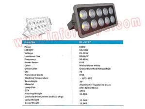 Lampu Sorot LED Hinolux 500 Watt