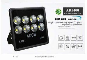 Lampu Sorot LED 400 Watt Spotlight