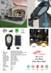 Lampu Jalan LED All In One 8 Watt
